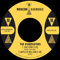 The Stardusters - Love Story / Battle of Bull Run
