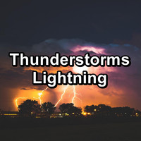 Sleep Music - Thunderstorms Lightning