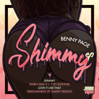 Benny Page - Shimmy EP