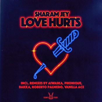 Sharam Jey - Love Hurts