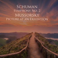 Herbert Von Karajan - Schuman: Symphony No. 2 - Mussorsky: Picture at an Exhibition