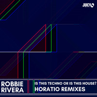 Robbie Rivera - Is This Techno Or Is This House - Horatio Remix