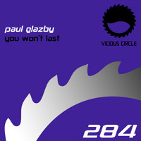 Paul Glazby - You Won't Last