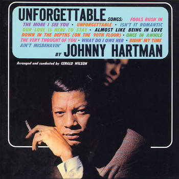 Johnny Hartman - Unforgettable Songs