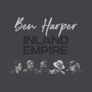 Ben Harper - Inland Empire (Band Version)