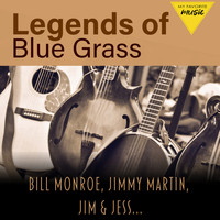 Various Artists - Legends of Blue Grass