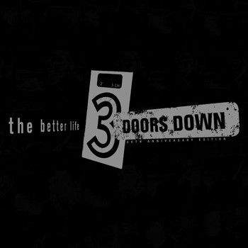 3 Doors Down - Wasted Me / Man In My Mind / The Better Life / Dead Love