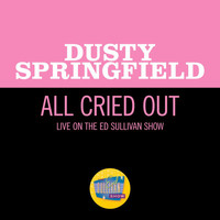 Dusty Springfield - All Cried Out (Live On The Ed Sullivan Show, May 2, 1965)