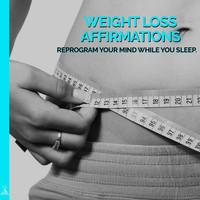 Rising Higher Meditation - Weight Loss Affirmations. Reprogram While You Sleep. (feat. Jess Shepherd)