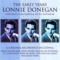 Lonnie Donegan - The Early Years