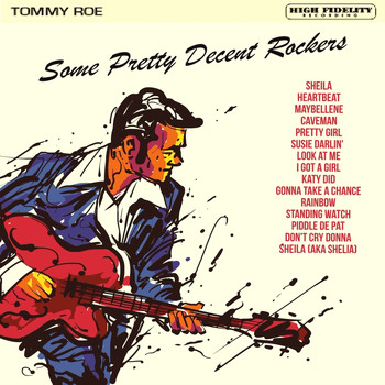 Tommy Roe - Some Pretty Decent Rockers
