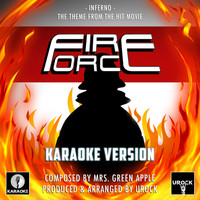 "Urock Karaoke - Inferno (From ""Fire Force"") (Karaoke Version)"