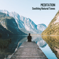 Meditation Music Zone, Deep Sleep Music Collective - Meditation: Soothing Natural Tones
