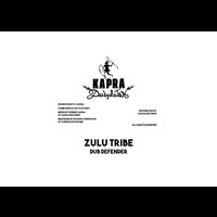 Dub Defender and Dennis Capra - Zulu Tribe