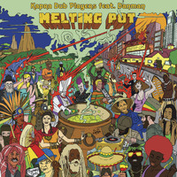Kapra Dub Players, Danman and Dennis Capra - Melting Pot