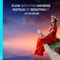 Rising Higher Meditation - Flow with the Universe Instead of Resisting It: Let Go and Be. (feat. Jess Shepherd)