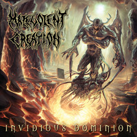 Malevolent Creation - Invidious Dominion (Explicit)
