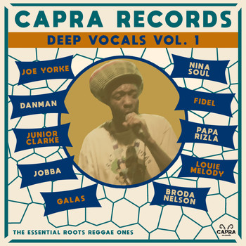 Various Artists - Capra Records Deep Vocals Vol. 1