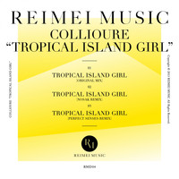 Collioure - Tropical Island Girl