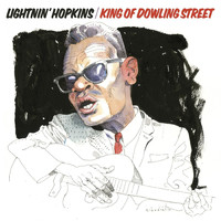 Lightnin' Hopkins - King of Dowling Street Vol. 2: Live