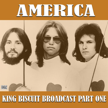 America - King Biscuit Broadcast Part One (Live)