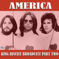 America - King Biscuit Broadcast Part Two (Live)