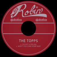 The Topps - I've Got a Feeling / Won't You Come Home Baby