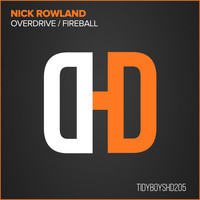 Nick Rowland - Overdrive