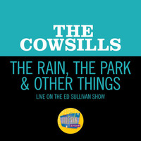 The Cowsills - The Rain, The Park & Other Things (Live On The Ed Sullivan Show, October 29, 1967)
