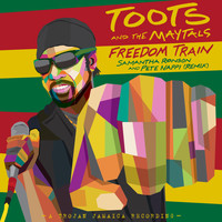 Toots And The Maytals - Freedom Train (Samantha Ronson & Peter Nappi Remix)
