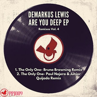 Demarkus Lewis - Are You Deep EP Remixes, Vol. 4