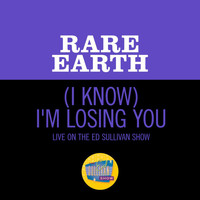 Rare Earth - (I Know) I'm Losing You (Live On The Ed Sullivan Show, September 27, 1970)