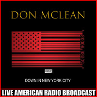 Don McLean - Down In New York City (Live)