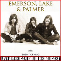 Emerson, Lake & Palmer - Enemy Of God (Live)