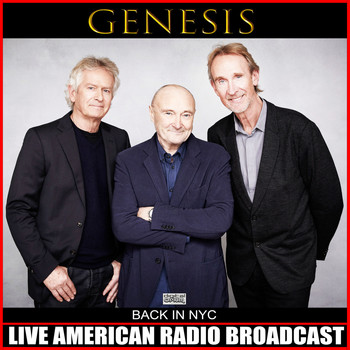 Genesis - Back In NYC (Live)