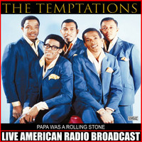 The Temptations - Papa Was a Rolling Stone (Live)