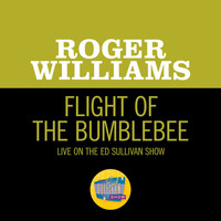 Roger Williams - Flight Of The Bumblebee (Live On The Ed Sullivan Show, December 18, 1960)