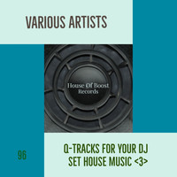Peter Brown - Q-TRACKS FOR YOUR DJ SET HOUSE MUSIC 3
