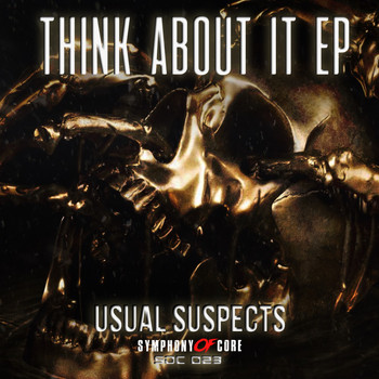 Usual Suspects - Think About It EP