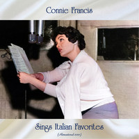 Connie Francis - Sings italian favorites (Remastered 2021)