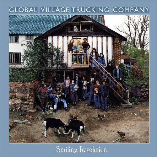 Global Village Trucking Company MP3 Album Smiling Revolution