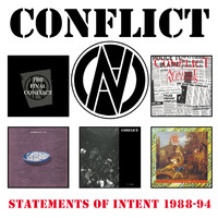 Conflict - Statements Of Intent 1988-94 (Explicit)