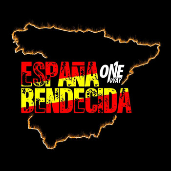 One Way - España Bendecida (feat. J30, Bruno Pape & L.J the Christian Rapper)