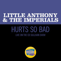 Little Anthony & The Imperials - Hurts So Bad (Live On The Ed Sullivan Show, March 28, 1965)