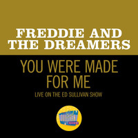 Freddie And The Dreamers - You Were Made For Me (Live On The Ed Sullivan Show, April 25, 1965)