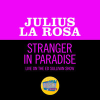 Julius La Rosa - Stranger In Paradise (Live On The Ed Sullivan Show, December 6, 1953)