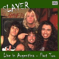 Slayer - Live in Argentina - Part Two (Live)