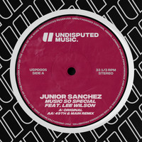 Junior Sanchez - Music So Special (feat. Lee Wilson)