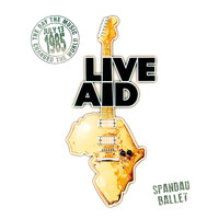 Spandau Ballet - Spandau Ballet at Live Aid (Live at Wembley Stadium, 13th July 1985)