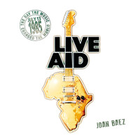 Joan Baez - Amazing Grace (Live at John F. Kennedy Stadium, 13th July 1985)